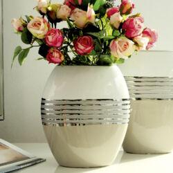 """Kerámia váza (19x21x9cm) """"Brazil"""" - Gilde"""