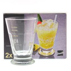 Coctail expertise long drink,sambaya pohár szett 40cl (2db) - Durobor