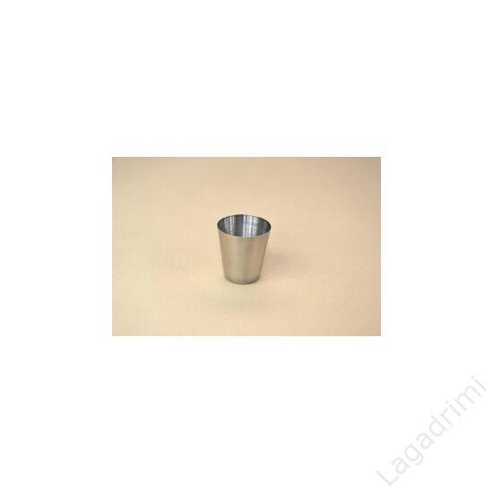 Fém stampedlis pohár (3cl)