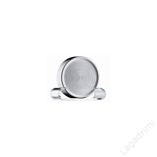 Poháralátét szett (6db fém alátét műanyag tartóval) - WMF Loft