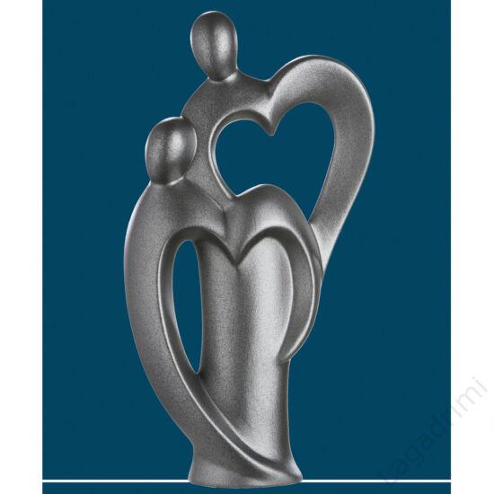 """Kerámia szobor - """"Hold in heart"""" (16x29x7cm) - Gilde"""