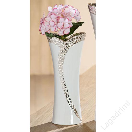 """Kerámia váza """"Cerosa"""" (13x29x8cm) - Gilde"""