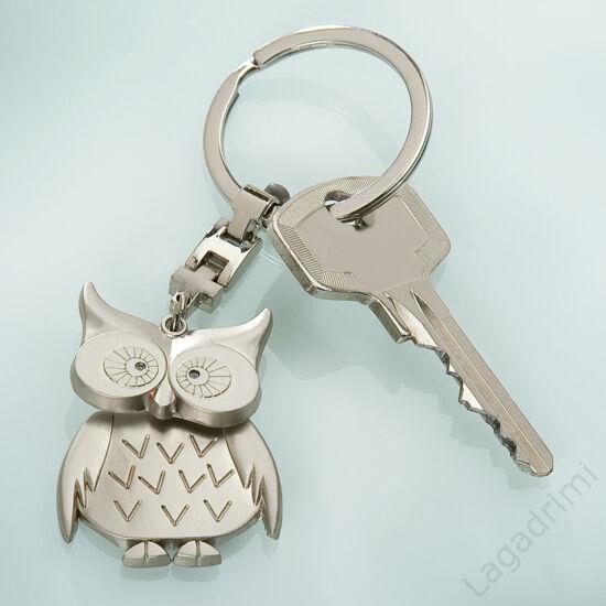 Bagoly kulcstartó (4cm) - Gilde