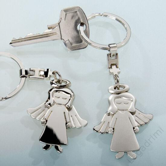 Angyal kulcstartó (5cm) - Gilde
