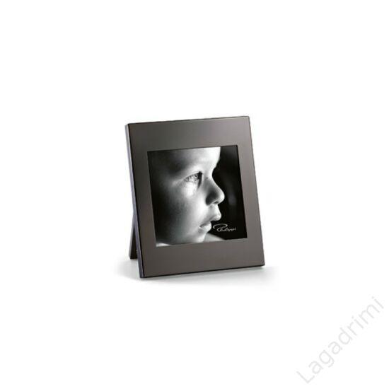 Fekete króm képkeret (8x8cm) - Philippi