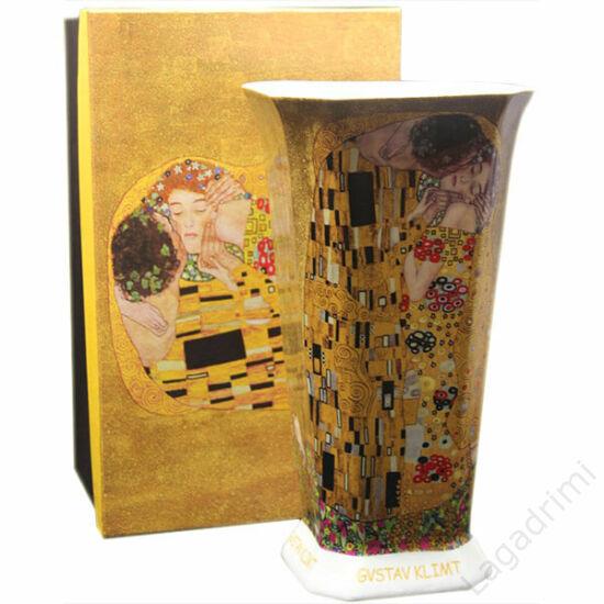 Gustav Klimt váza (The Kiss) dobozos (15,5x28x15,5cm)