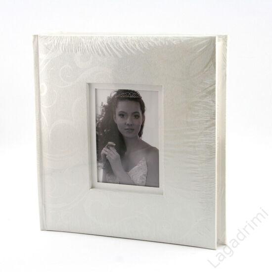Esküvői fényképalbum (200kép, 10x15cm)
