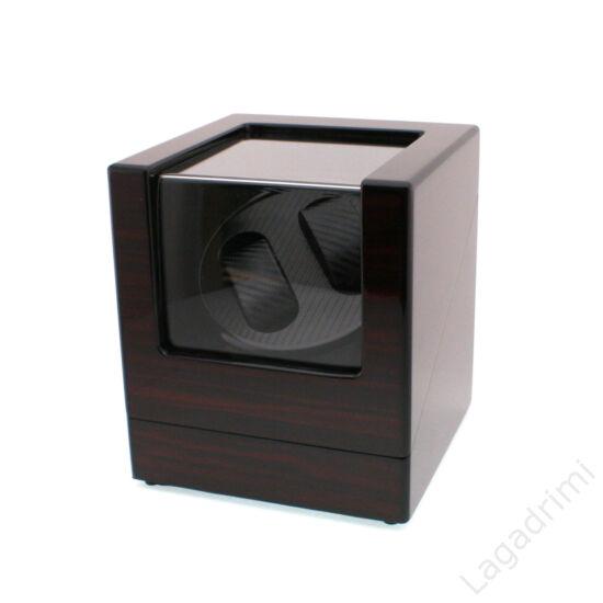 Óraforgató doboz, Exclusive, 2db órához (Fa, 18x21x18cm)