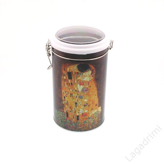Klimt The Kiss, aromazáró tároló (10,5x19cm)