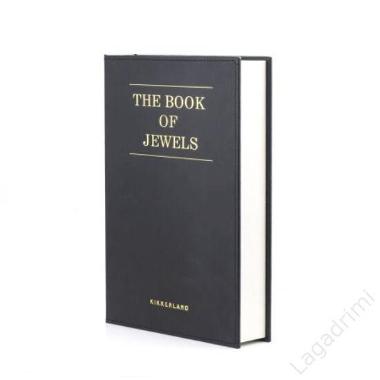 Könyv alakú ékszerdoboz (Jewelry Book) - Kikkerland