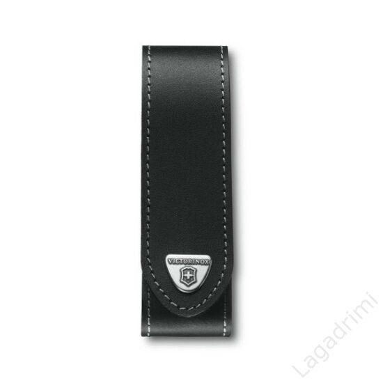 """Bőr tépőzáras övtáska """"RangerGrip"""" modellhez (fekete) - Victorinox"""