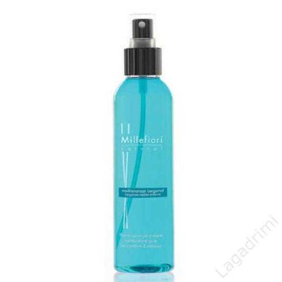 "Home Spray ""Mediterranean Bergamot"" (150ml) - Millefiori Milano"