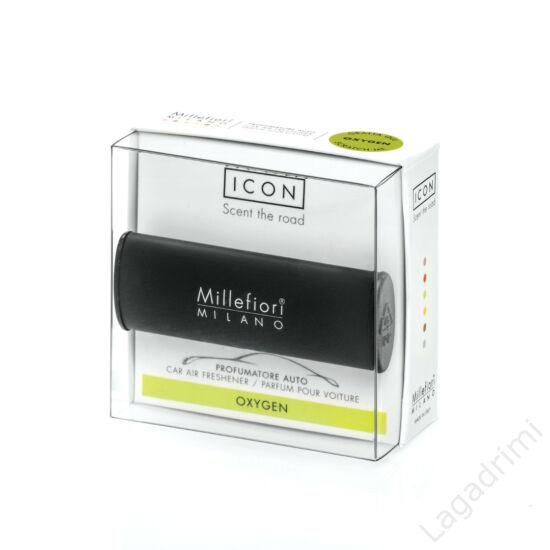 """Autó illatosító """"Icon"""" Oxygen - Millefiori Milano"""