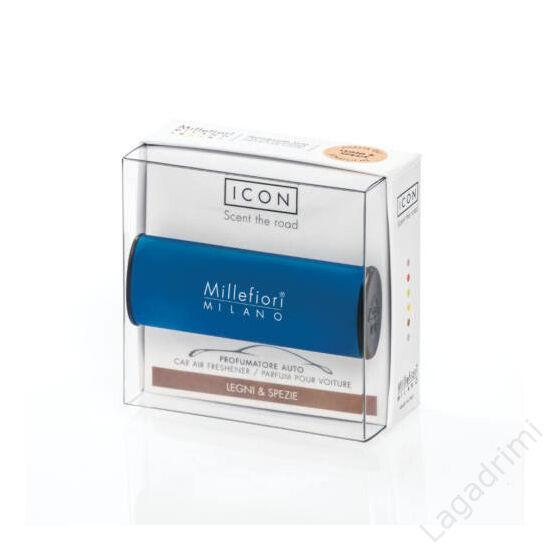 "Autó illatosító ""Icon"" Legni & Spezie - Millefiori Milano"