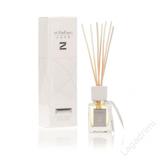 """Bambuszpálcás illatosító """"Zona"""" (250ml, Oxygen, diffuzor) - Millefiori Milano"""