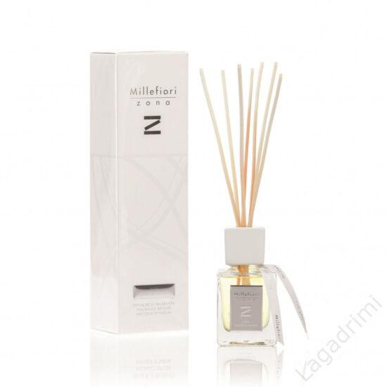 "Bambuszpálcás illatosító ""Zona"" (100ml, FIOR DI MUSCHIO, diffuzor) - Millefiori Milano"