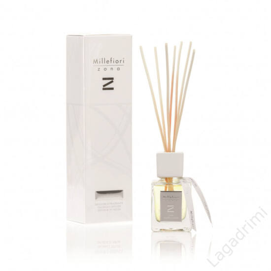 "Bambuszpálcás illatosító ""Zona"" (100ml, Keemun, diffuzor) - Millefiori Milano"