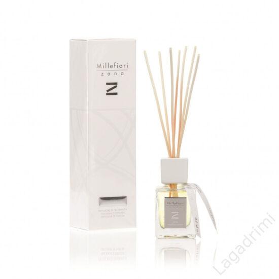 "Bambuszpálcás illatosító ""Zona"" (100ml, Rose Madelaine, diffuzor) - Millefiori Milano"