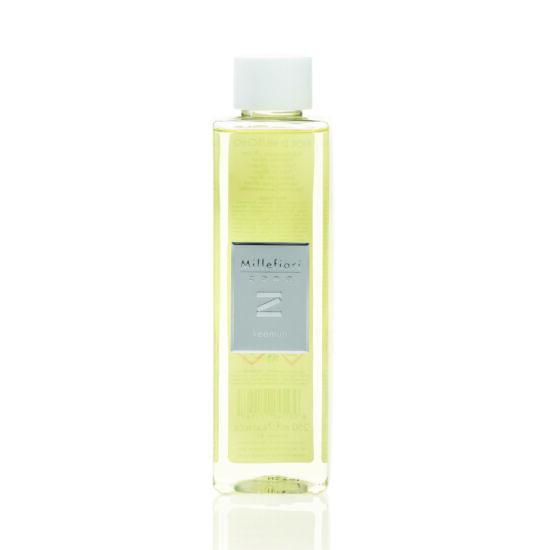 """Utántöltő folyadék bambuszpálcás illatosítóhoz """"Zona"""" (250ml, Rose Madelaine) - Millefiori Milano"""
