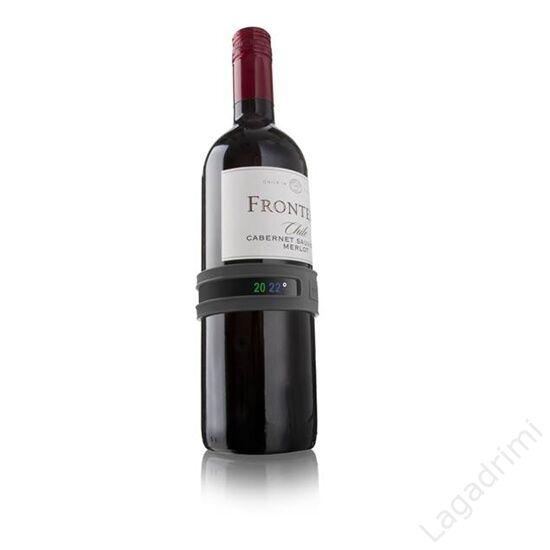 Borhőmérő (üvegre pattintható)  - Vacu Vin